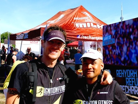 Tommy and Roger of Ignition Fitness