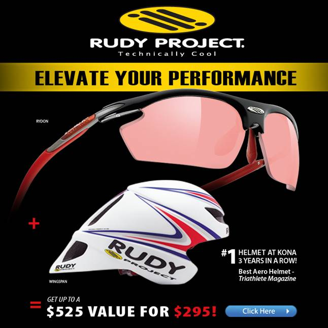 Rudy Project Q2 Promo