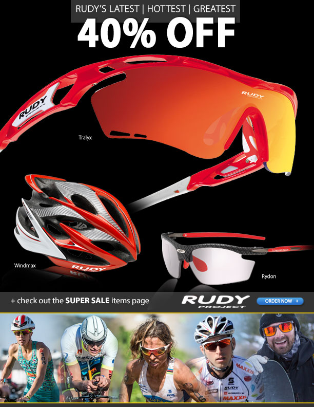 RudyProject40percentoff