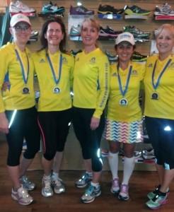 Du Tri & Run Boston Marathon  Crew