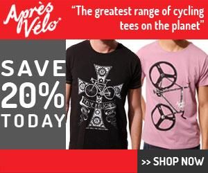 Apres Velo - Save 20%