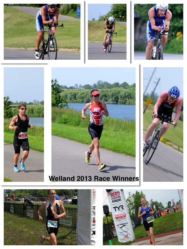 Welland Winners Collage 2013