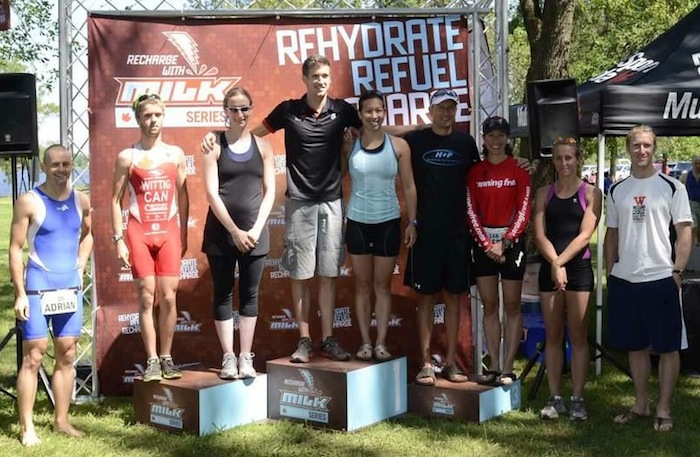 Belwood Tri Podium