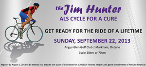 Cycle for a Cure