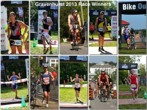 Gravenhurst Winners Collage 2013