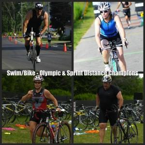 Huronia Swim/Bike Champs Collage