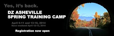DZ Asheville Spring Training Camp