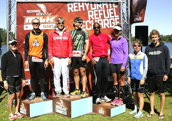Lakeside Sprint Du Podium