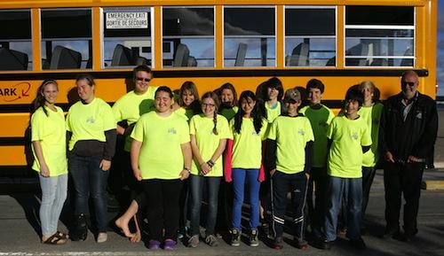 Wasaga 2013 Volunteers