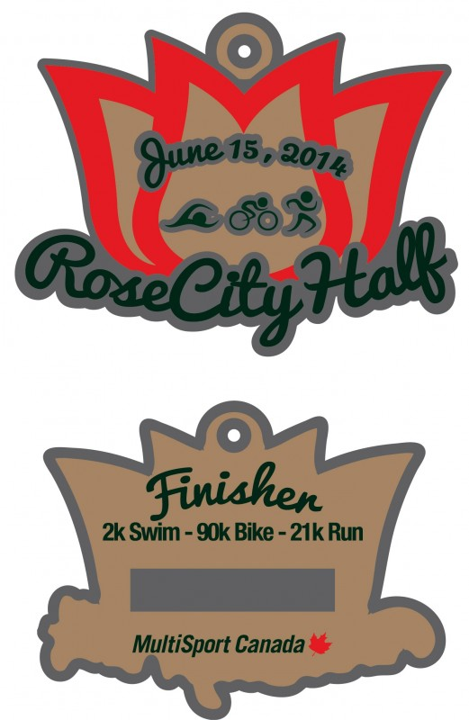 Rose City Half
